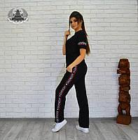 Женский спортивный костюм  (42-44 , 44-46) —  двух нитка от компании Discounter.top