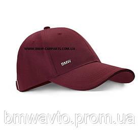 Бейсболка BMW Cap Unisex Wine