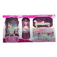 Игровой набор «Комната принцессы» с куклой и аксессуарами 99045
