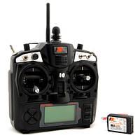 Аппаратура управления 9-канальная FlySky FS-TH9X 2.4GHz с приёмником R8B