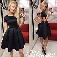 Платье  (S-M, M-L) —неопрен  от компании Discounter.top