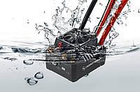 Регулятор хода HOBBYWING EZRUN MAX10 SCT 120A 2-4S влагозащищенный для автомоделей