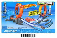 Трек запуск Hot Wheel 6766, 2 машинки, хот вил
