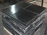 Резина на отвал снегоуборочный (скребок) 40х250х1000 (АРМИРОВАННЫЙ), фото 3