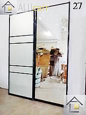 Фасади (двері) купе об'єднані для шаф купе, фото 3