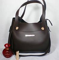 Практичная оригинальная женская сумка
