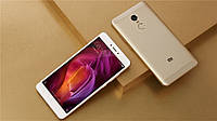 Смартфон Xiaomi Redmi Note 4  3/64 Гб Gold (стекло в подарок)