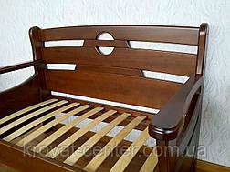 """Кухонный диван - малютка """"Луи Дюпон - 2"""" (1250*650мм). Массив - сосна, ольха, береза, дуб., фото 3"""