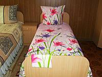 Комплект постельного белья Розовый тюльпан