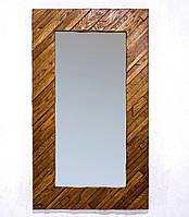 """Зеркало лофт """"Эссен олд"""", дуб"""