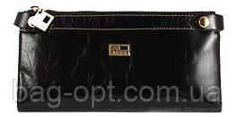 Женский кошелек из натуральной кожи Jccs (19x9 см)