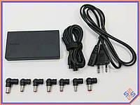 Универсальный блок питания для ноутбука (19.5V 4.61A 90W) + USB. Slim TARGUS. В комплекте переходники для Acer, ASUS, HP, DELL, Lenovo, SONY, Toshiba.