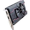 "Видеокарта Sapphire Radeon RX 550 2GD5 PULSE (11268-03) GDDR5 ""Over-Stock"" Б/У, фото 2"