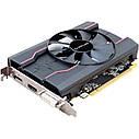 "Видеокарта Sapphire Radeon RX 550 2GD5 PULSE (11268-03) GDDR5 ""Over-Stock"" Б/У, фото 4"