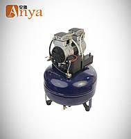 Компрессор стоматологический с вертикальным ресивером ND-70 для одной установки