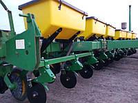 Туковысевающая система пропашных сеялок  John Deere моделей 7000, 7200, 1770 и тд
