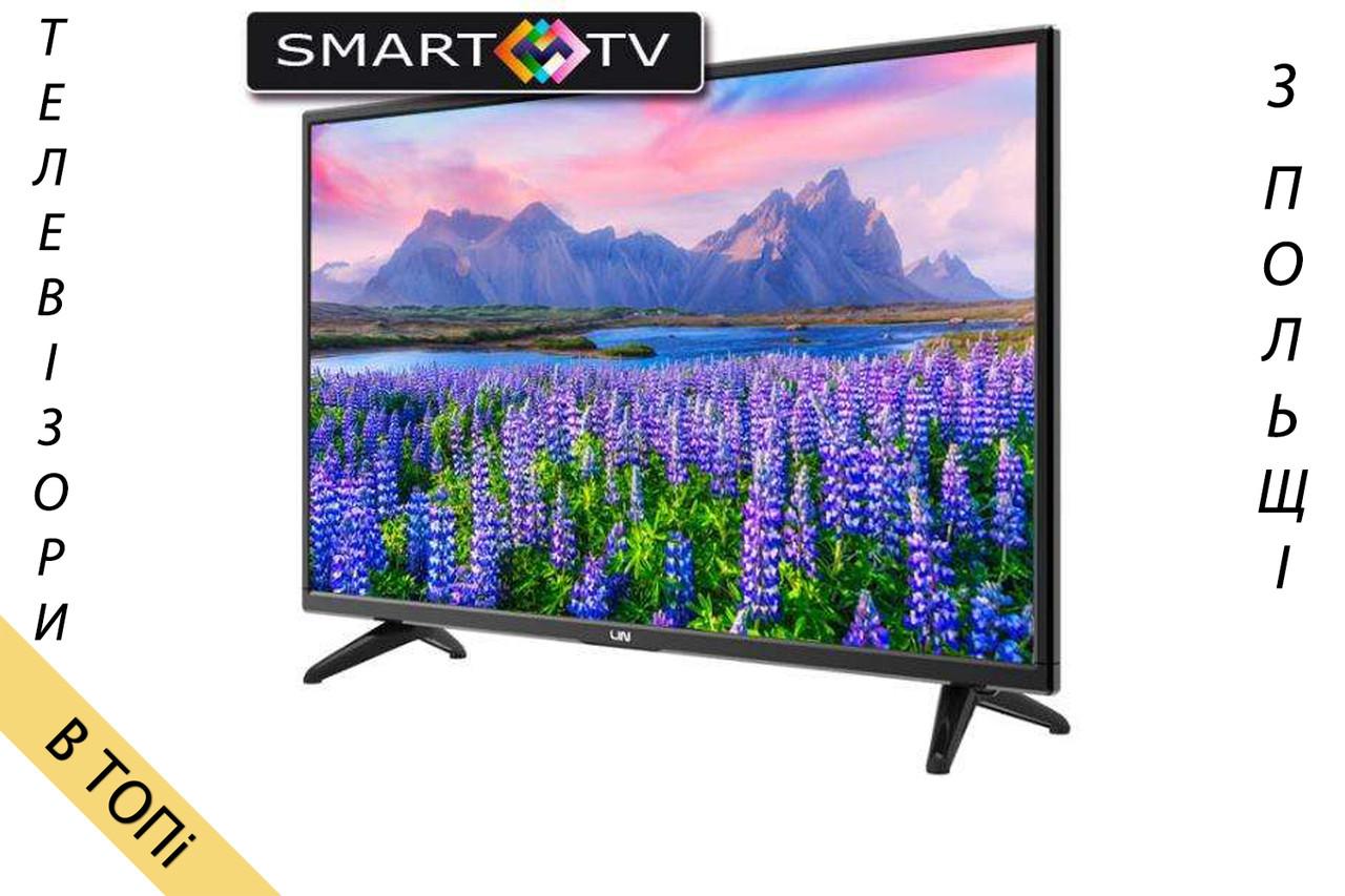 Телевизор LIN 32D1700 Smart TV T2 S2 из Польши 2018 год ОРИГИНАЛ