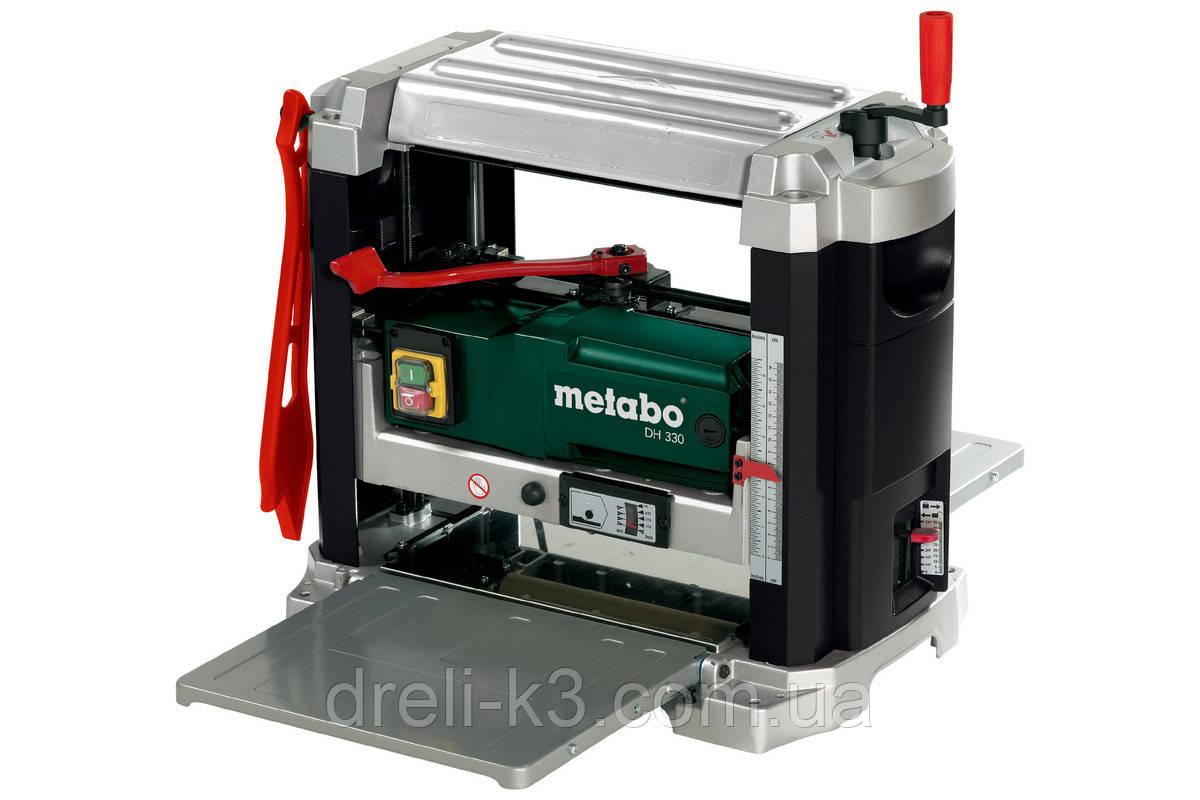 Рейсмусный рубанок Metabo DH 330