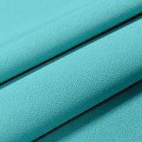 Ткань для штор Kanzas зеленая-бирюза