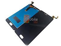 Модуль для Meizu M5 /M5 mini (Дисплей + тачскрин), черный оригинал PRC
