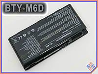Батарея для ноутбука MSI BTY-M6D GT60 GX60 GT70 GT660 GX660 GT680 GX680 GT780 (11.8V 6600mAh Black).