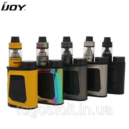 Ijoy CAPO 100 Kit + 21700 Battery Oригинал