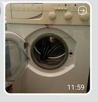Стиральная машинка Аристон