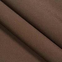 Ткань для штор Kanzas темно-коричневый