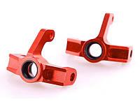 Передние кулаки LC Racing 2шт для моделей 1/14 металл (LC-6083)