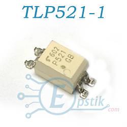 TLP521-1GB,( P521 ), Оптопара транзисторная, SO4