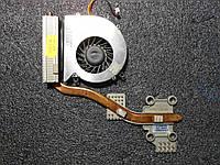 Система охлаждения кулер радиатор ноутбука Acer aspire 7220 series 7520 5520