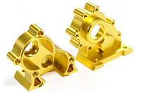 Team Magic E6 CNC Machined Central Gear Box Gold