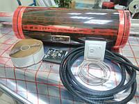 Інфрачервона тепла підлога 2м.кв ReXva PTC Korea комплект з терморегулятором