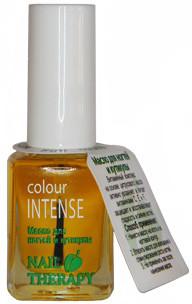 Масло для ногтей и кутикулы COLOUR INTENSE Nail Therapy