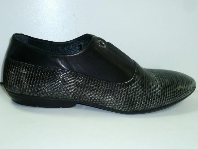 Мужские  туфли Етор 10379