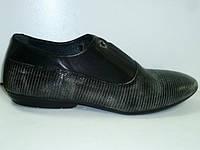 Мужские  туфли Етор 10379, фото 1