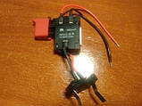 Кнопка шуруповёрта акумуляторного Арсенал, фото 2