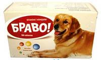 Витамины Браво №100 для больших собак