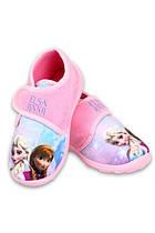 Детские тапочки для девочек Frozen, размеры 24-29, арт. 860-529
