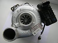 Турбокомпрессор на Mercedes E350 (турбина на Мерседес Е350)(OEM A6420902486 / 6420902486), 3.0л дизель CDI.