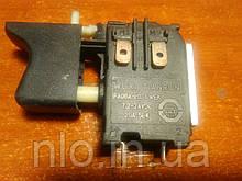 Кнопка шуруповёрта акумуляторного Интерскол