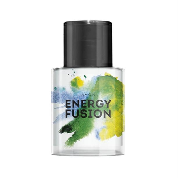 Туалетная вода мужская Energy Fusion for Him, Avon, Энерджи Фьюжн для него Эйвон, 50 мл