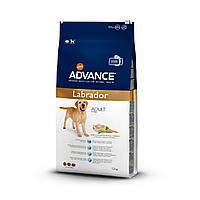 Корм ADVANCE (Эдванс)Dog Labrador Retriever для лабрадоров ретриверов, 12 кг