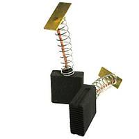Щетки угольно-графитовые тст-н 6*15 мм (контакт - прямоугольник, комплект - 2 шт)