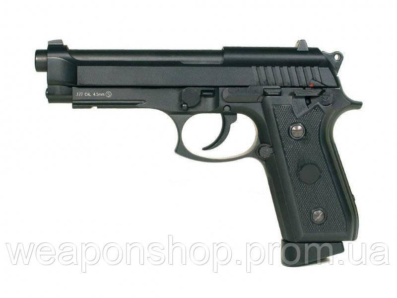 Пневматический пистолет SAS PT99, фото 1