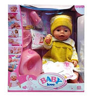 Пупс Baby love (Baby Born) BL010D
