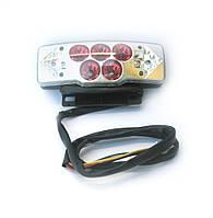 Задняя фара к модели электровелосипеда BL-ZZW  60В