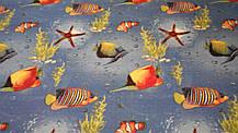 Детский коврик морское дно Море, фото 2