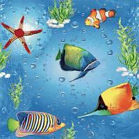 Детский коврик морское дно Море, фото 1