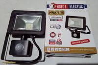 Прожектор LED Puma/S с датчиком движения IP65 6400K Horoz Electric